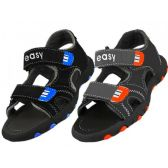 24 of Wholesale Boy's Velcro Sport Sandals