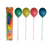 144 of 8 Piece Balloon Stick