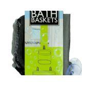 24 of Mesh Bath Baskets Set