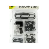 36 of Push Pins & Clips Stationery Set