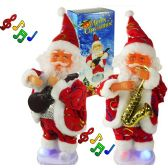 12 of Musical Santa Claus With Lights And Music
