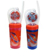 48 of Looney Tunes Straw Cup Wheel 11oz