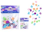 48 of CRAFT EVA FOAM STICKERS 130PC