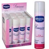48 of Amoray Feminine Body Spray 2oz