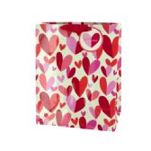 108 of 'Happy Day' Hearts Gift Bag