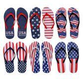 96 of Womens USA Flip Flops