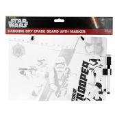 72 of Stars Wars Dry Erase Board with Marker
