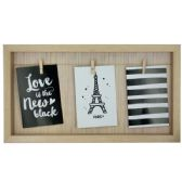 12 of Beige Clothesline Photo Frame