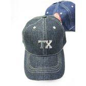 36 of Denim Texas Cap