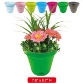 96 of Gardening Planter Assorted Colors