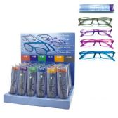 100 of Reading glasses in tube Assorted
