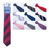 96 of MensTies in Assorted Colors and Designs