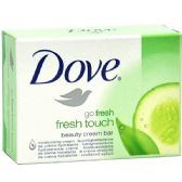 96 of Dove soap fresh touch