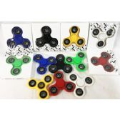 36 of Solid Color Fidget Spinners Assorted