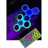 20 of Glow in Dark Fidget Spinner--3 Colors