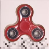 36 of SPINNER 004 ( 2.5 MINUTES ) RED ONLY