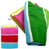 12 of COTTON BEACH TOWELS.