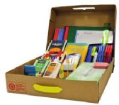 6 of Geddes Elementary School Supply Kit