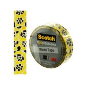 72 of Scotch Expressions Flowers Washi Tape