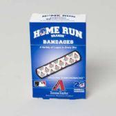 72 of Bandages 20ct Box Home Run Brands -arizona Diamondbacks [14019]