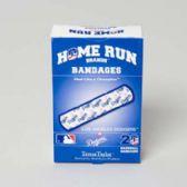 72 of Bandages 20ct Box Home Run Brands -la Dodgers