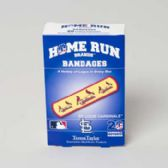 72 of Bandages 20ct Box Home Run Brands -st Louis Cardinals