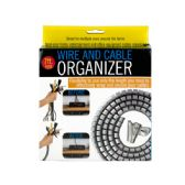 24 of Wire and Cable Organizer