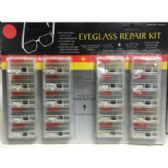 60 of Eyeglass Repair Kit
