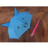 48 of CHILDREN'S NOVELTY UMBRELLA IN ASSORTED COLORS