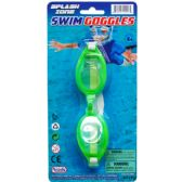 "96 of 6"" SWIMMING GOGGLES ON BLISTER CARD"