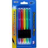48 of Mechanical Pencils w/ grips, 5 Pk.