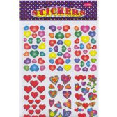 72 of Saying Heart Stickers