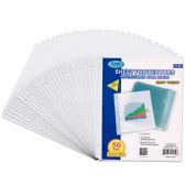 48 of Heavy duty sheet protectors, 50 ct.