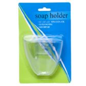 72 of Soap Holder Suction Mount For Shower/clear Plastic Hbablst