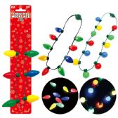48 of Xmas Led Necklace