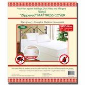 24 of Zipped Mattress Cover King