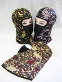 36 of Mens Camo Ski Masks
