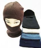 36 of Mens Assorted Ski Masks
