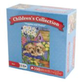 96 of 100pc Puzzle 6 Assorted Children Collection 9x12