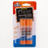 96 of School Glue Sticks 4ct Elmers 3-disappearing Prpl,1 Clr