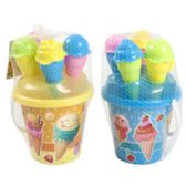 24 of Beach Play Pail Set Ice Cream