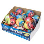 72 of Fling Water Bomb Ball With/plastic Shooter