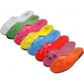 48 of Women's Mesh Upper With Sequin Comfort Slippers Sizes 5-10