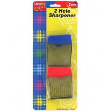 72 of Two-hole sharpener set