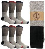 120 of Yacht & Smith Men's Winter Thermal Tube Socks Size 10-13