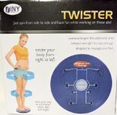 20 of Twister Twist Your way to a Trimmer Waist Exercise