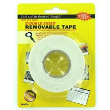 72 of Double-sided removable tape