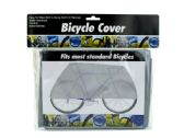 24 of Plastic Bicycle Cover