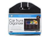 12 of Three Section Auto Trunk Organizer