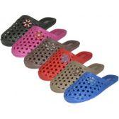 48 of Women's Close Toe Eva Slide Sandals